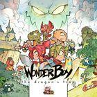 Portada oficial de de Wonder Boy: The Dragon's Trap para PS4