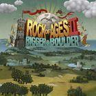 Portada oficial de de Rock of Ages II: Bigger & Boulder para PS4