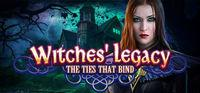 Portada oficial de Witches' Legacy: The Ties That Bind Collector's Edition para PC