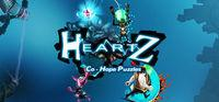 Portada oficial de HeartZ: Co-Hope Puzzles para PC