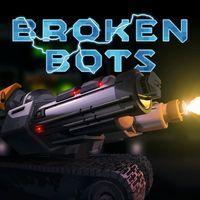 Portada oficial de Broken Bots para PS4