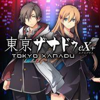 Portada oficial de Tokyo Xanadu eX+ para PS4