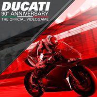 Portada oficial de DUCATI - 90th Anniversary para PS4
