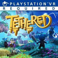 Portada oficial de Tethered para PS4