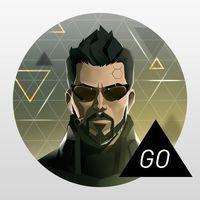 Portada oficial de Deus Ex GO para Android
