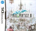 Portada oficial de de Final Fantasy III para NDS