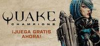 Portada oficial de Quake Champions para PC