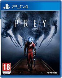 Portada oficial de Prey para PS4