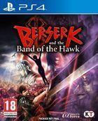 Portada oficial de de Berserk and the Band of the Hawk para PS4