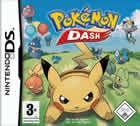 Portada oficial de de Pokémon Dash para NDS