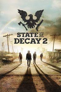 Portada oficial de State of Decay 2 para Xbox One