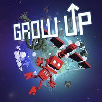 Portada oficial de Grow Up para PS4