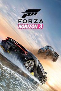 Portada oficial de Forza Horizon 3 para PC