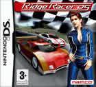 Portada oficial de de Ridge Racer DS para NDS
