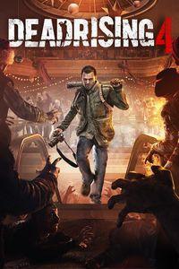 Portada oficial de Dead Rising 4 para PC