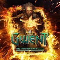 Portada oficial de Gwent: The Witcher Card Game para PS4