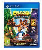 Portada oficial de de Crash Bandicoot N. Sane Trilogy para PS4