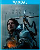 Portada oficial de de Death Stranding para PS4