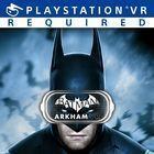 Portada oficial de de Batman Arkham VR para PS4