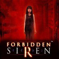 Portada oficial de Forbidden Siren para PS4