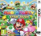 Portada oficial de de Mario Party: Star Rush para Nintendo 3DS