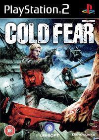 Portada oficial de Cold Fear para PS2