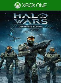Portada oficial de Halo Wars: Definitive Edition para Xbox One