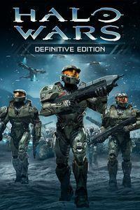 Portada oficial de Halo Wars: Definitive Edition para PC