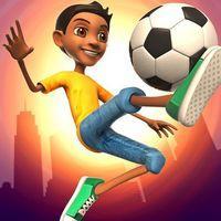 Portada oficial de Kickerinho World para iPhone