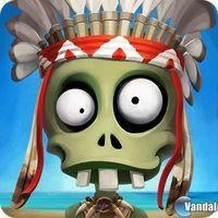 Portada oficial de Zombie Castaways para Android