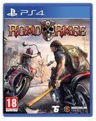 Portada oficial de de Road Rage para PS4