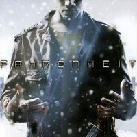 Portada oficial de Fahrenheit para PS4