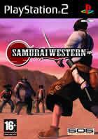 Portada oficial de de Samurai Western para PS2