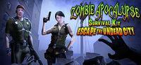 Portada oficial de Zombie Apocalypse: Escape The Undead City para PC
