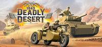 Portada oficial de 1943 Deadly Desert para PC