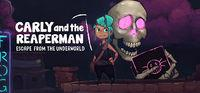 Portada oficial de Carly and the Reaperman - Escape from the Underworld para PC