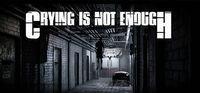 Portada oficial de Crying is not Enough para PC