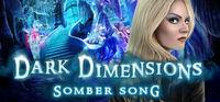 Portada oficial de Dark Dimensions: Somber Song Collector's Edition para PC