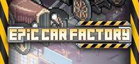 Portada oficial de Epic Car Factory para PC