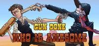 Portada oficial de Gun Done: WHO IS AWESOME para PC