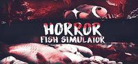 Portada oficial de Horror Fish Simulator para PC