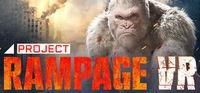 Portada oficial de Project Rampage VR para PC