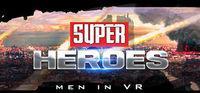 Portada oficial de Super Heroes: Men in VR para PC