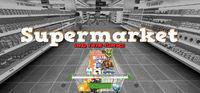 Portada oficial de Supermarket VR and mini-games para PC