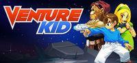 Portada oficial de Venture Kid para PC