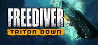Portada oficial de FREEDIVER: Triton Down para PC