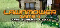 Portada oficial de Lawnmower Game 4: The Final Cut para PC