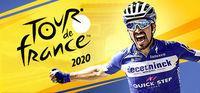Portada oficial de Tour de France 2020 para PC