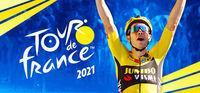 Portada oficial de Tour de France 2021 para PC