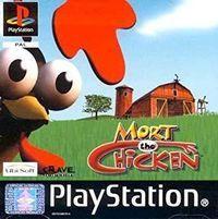 Portada oficial de Mort the Chicken para PS One